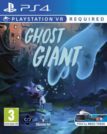 Ghost Giants - PS4 VR