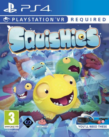 Squishies - PS4 VR