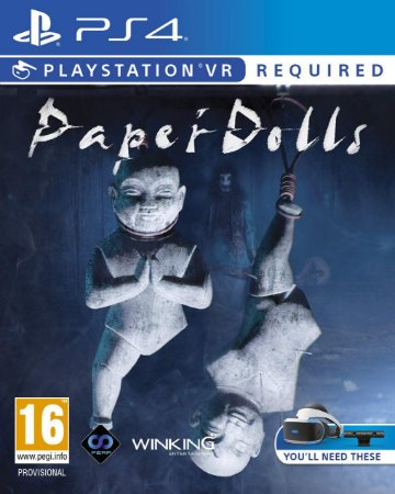 Paper Dolls - PS4 VR