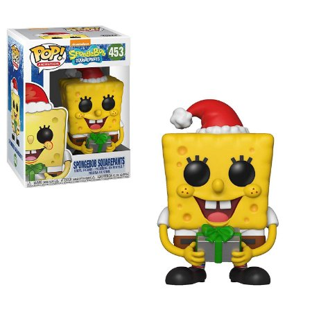 Funko Pop Spongebob Squarepants 453 Holiday Bob-Esponja
