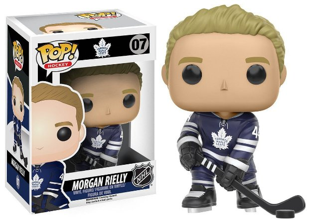 Funko Pop NHL 07 Morgan Reilly