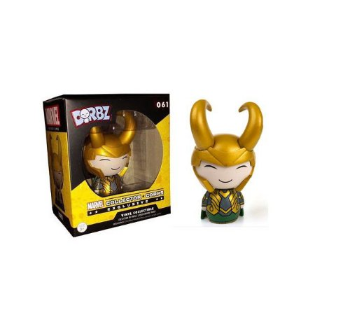 Funko Dorbz Marvel 061 Loki Collectors Corps