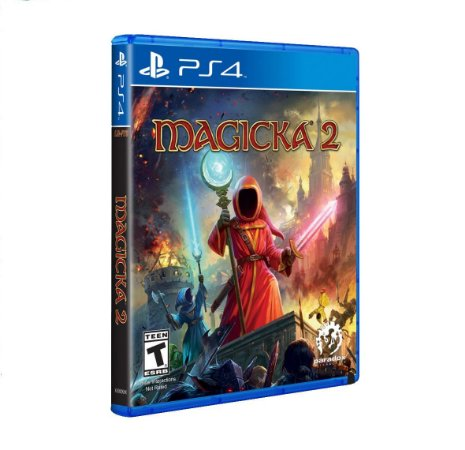 Magicka 2 Limited Run #139 - PS4