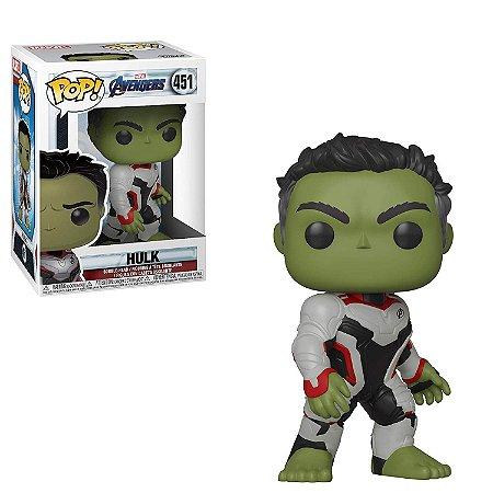 Funko Pop Avengers Endgame 451 Hulk