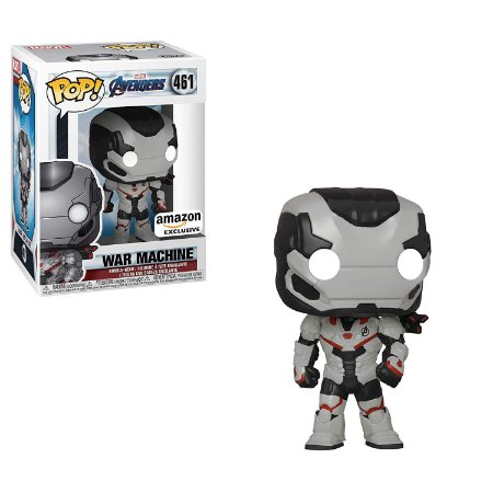 Funko Pop Avengers Endgame 461 War Machine Exclusive