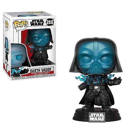 Funko Pop Star Wars Return Jedi 288 Electrocuted Darth Vader