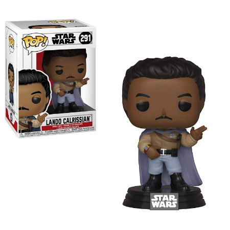 Funko Pop Star Wars Return of The Jedi 291 General Lando Calrissian