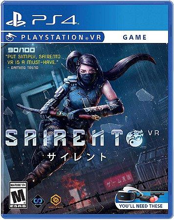 Sairento - PS4 VR