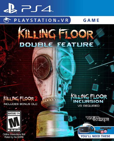 Killing Floor Double Feature - PS4 VR