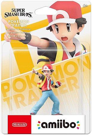 Amiibo Pokemon Trainer