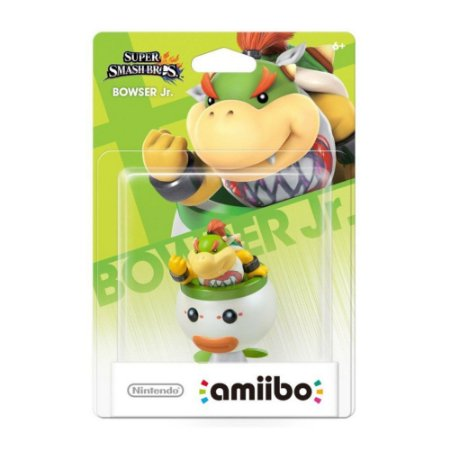 Amiibo Bowser Jr Super Smash Bros