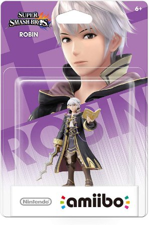 Amiibo Robin Super Smash Bros