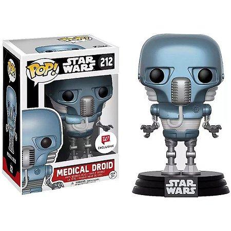 Funko Pop Star Wars 212 Medical Droid 2-1B Exclusive