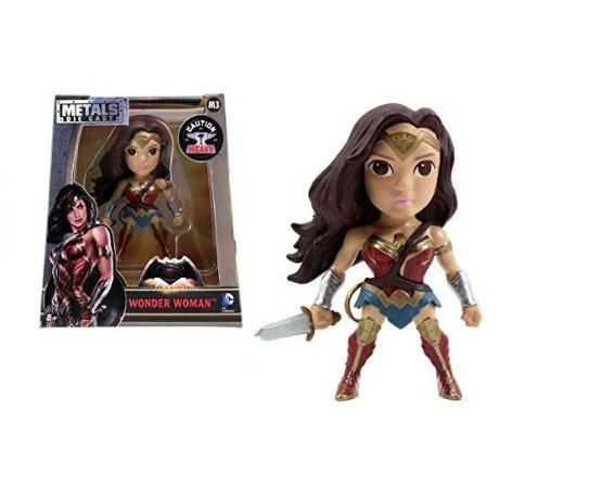 Metals Die Cast Action Figure Wonder Woman M7 - Jada