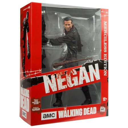 Walking Dead Negan Merciless Figure McFarlane Toys 23cm