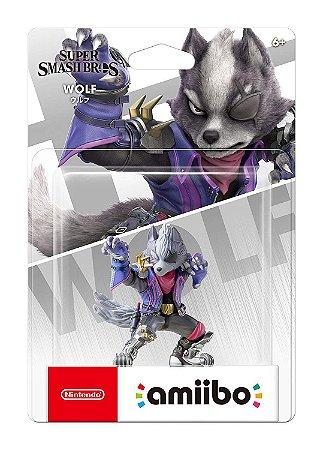 Amiibo Wolf Super Smash Bros. Series