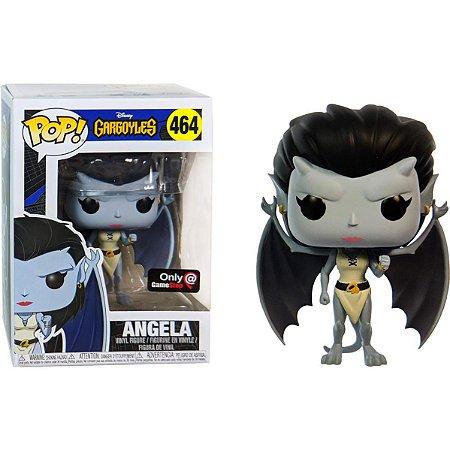Funko Pop Gargoyles 464 Angela Exclusive Limited