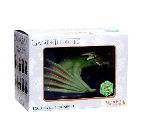 Titans Game of Thrones Rhaegal Dragon Exclusive