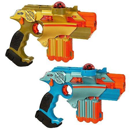 Nerf Lazer Tag Phoenix LTX Tagger 2-pack - Hasbro