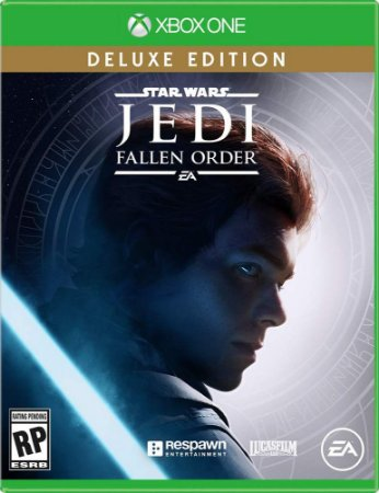 Star Wars Jedi Fallen Order Deluxe Edition - Xbox One
