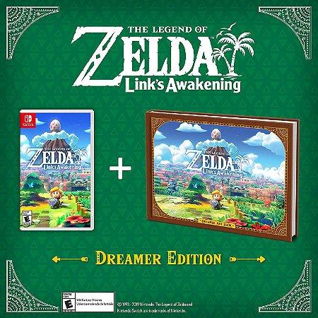 The Legend of Zelda Link's Awakening Dreamer Edition - Switch