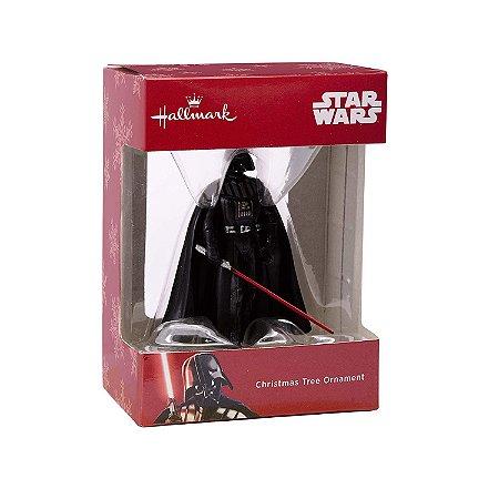 Ornamento Arvore Natal Hallmark Star Wars Darth Vader