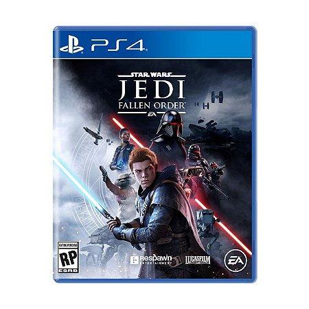 Star Wars Jedi Fallen Order + Adesivo Star Wars - PS4