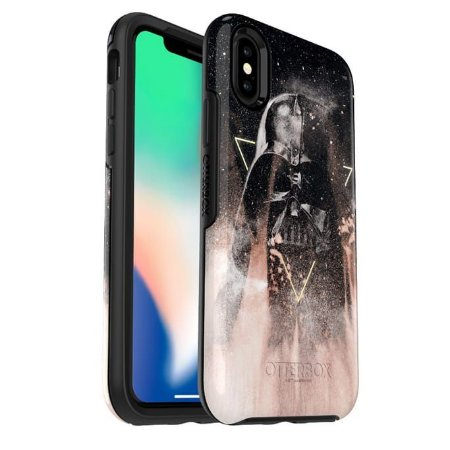 Case iPhone Xs & iPhone X Symmetry Star Wars Darth Vader - Otterbox