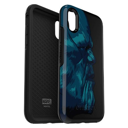 Case iPhone Xs & iPhone X Symmetry Marvel Thanos - Otterbox