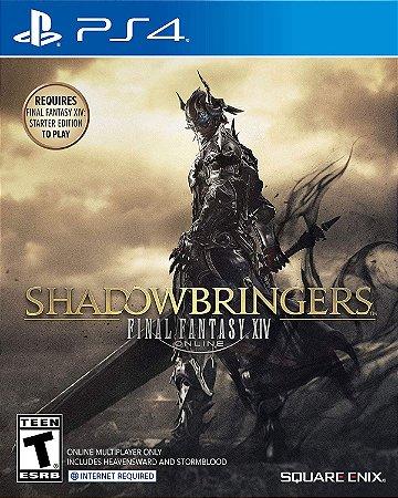 Final Fantasy XIV Shadowbringers - PS4