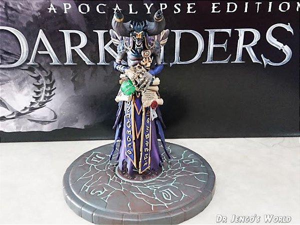 Darksiders Iii 3 Apocalypse Vulgrim Figurine Estátua