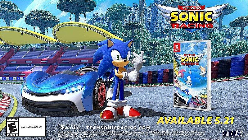 Team Sonic Racing - Switch