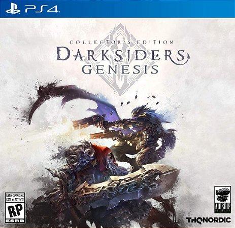 Darksiders Genesis Collectors Edition - PS4