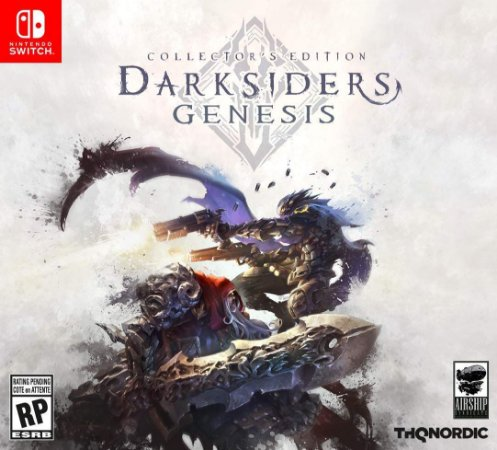 Darksiders Genesis Collectors Edition - Switch