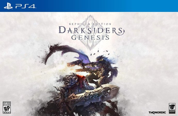 Darksiders Genesis Nephilim Edition - PS4