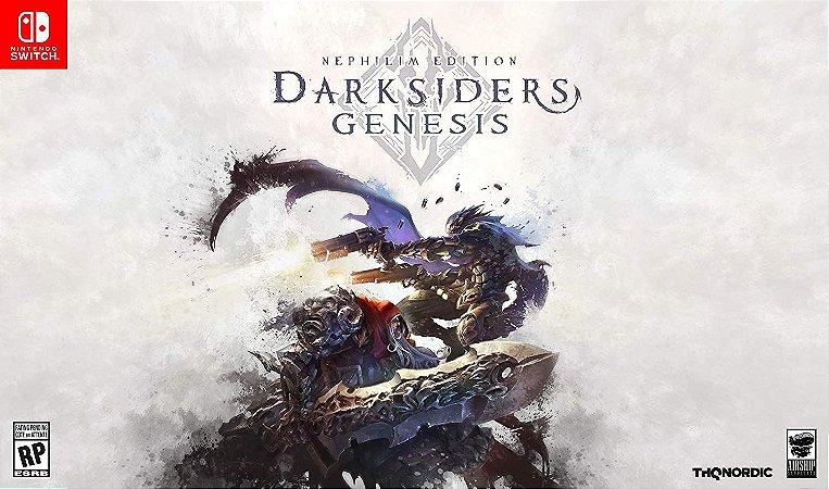 Darksiders Genesis Nephilim Edition - Switch