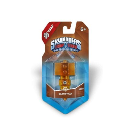 Skylanders Trap Team Earth Element Trap Armadilha Terra