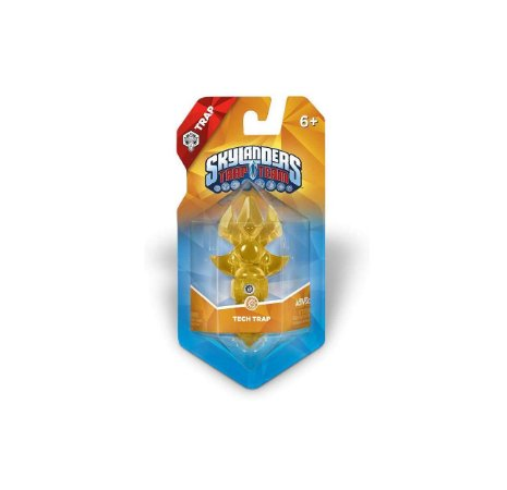 Skylanders Trap Team Tech Element Trap Armadilha Tecnologia