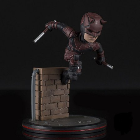 Daredevil Marvel Q-Fig Diorama QMx