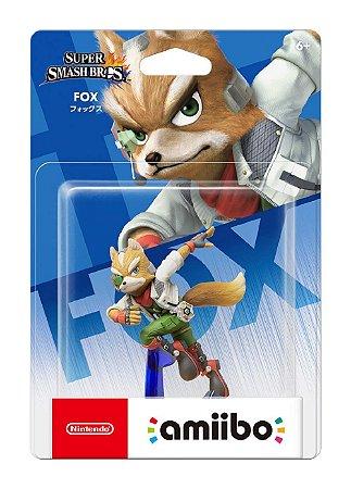 Amiibo Fox Super Smash Bros Series