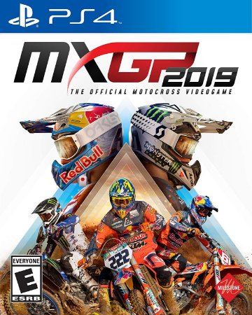 MXGP 2019 The Official Motocross Video Game - PS4