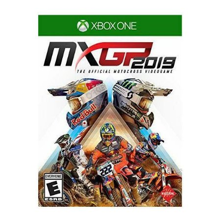 MXGP 2019 The Official Motocross Video Game - Xbox One
