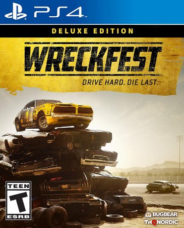 Wreckfest Deluxe Edition - PS4