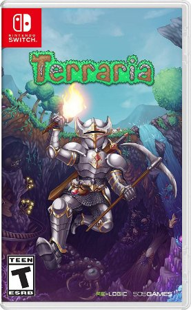 Terraria - Switch