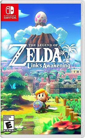 Legend of Zelda Link's Awakening - Switch