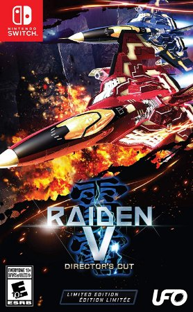 Raiden V Director's Cut Limited Edition - Switch