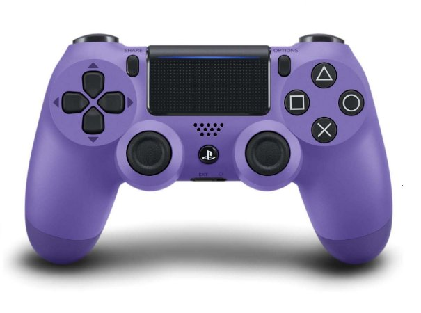 Controle DualShock 4 Wireless Controller Electric Purple - PS4