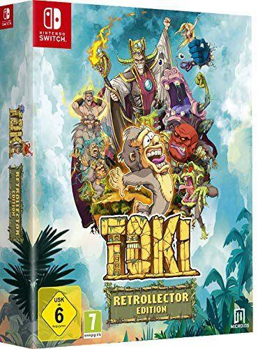 Toki Retro Collector's Edition - Switch