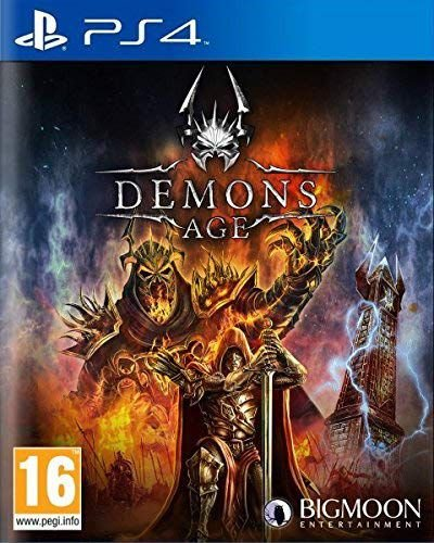 Demons Age - PS4