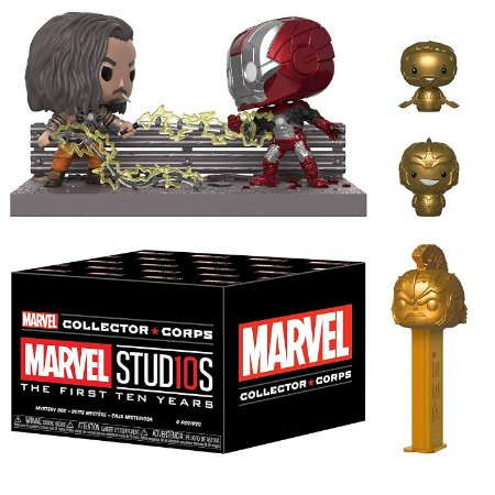 Funko Marvel Studios 10th Collector Corps Box